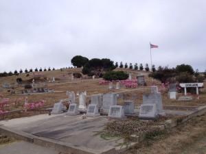 cemetery in Pescadero